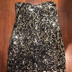 Sparkly Cocktail Dress